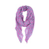 Bari Lilac Cotton Scarf - renegades of chic