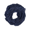 Cali Blue Silk Cotton Scarf - renegades of chic