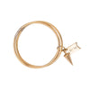Gold Spike Mbili Bangle - renegades of chic