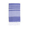 Navy and White Stripes Towel - renegades of chic