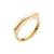 Tisek Peak Stacking Ring