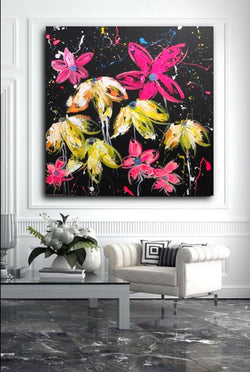 Evening blossom