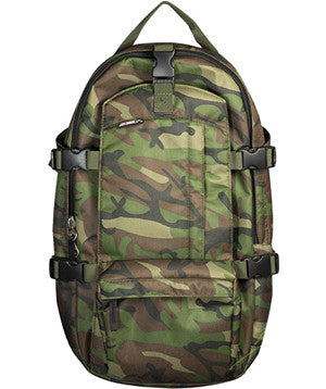 Backpack Slim Camo