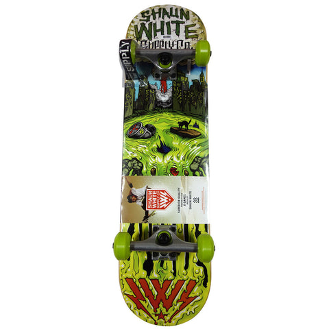 Toxic City Skate Board