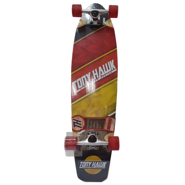 Tonyhawk Long Board - Single kick