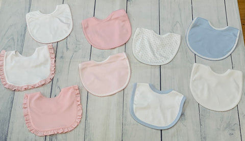 Baby Bliss Essential Bibs