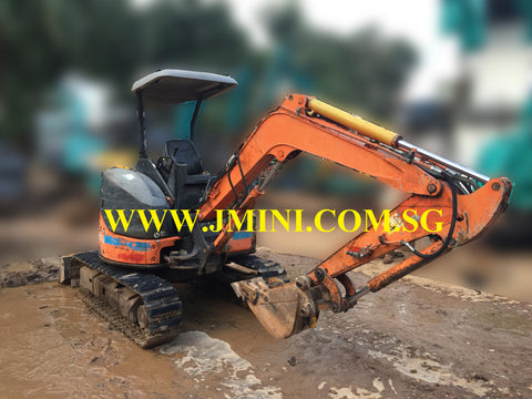 Hitachi ZX30U-2 12750UP