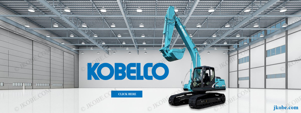 Kobelco Excavator for Sale in Singapore