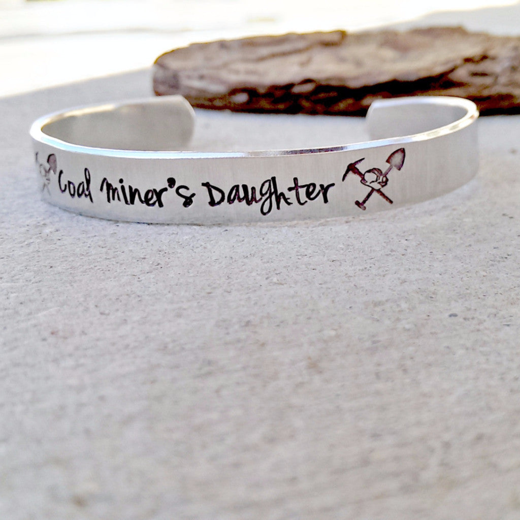 Coal Miner's Daughter Cuff