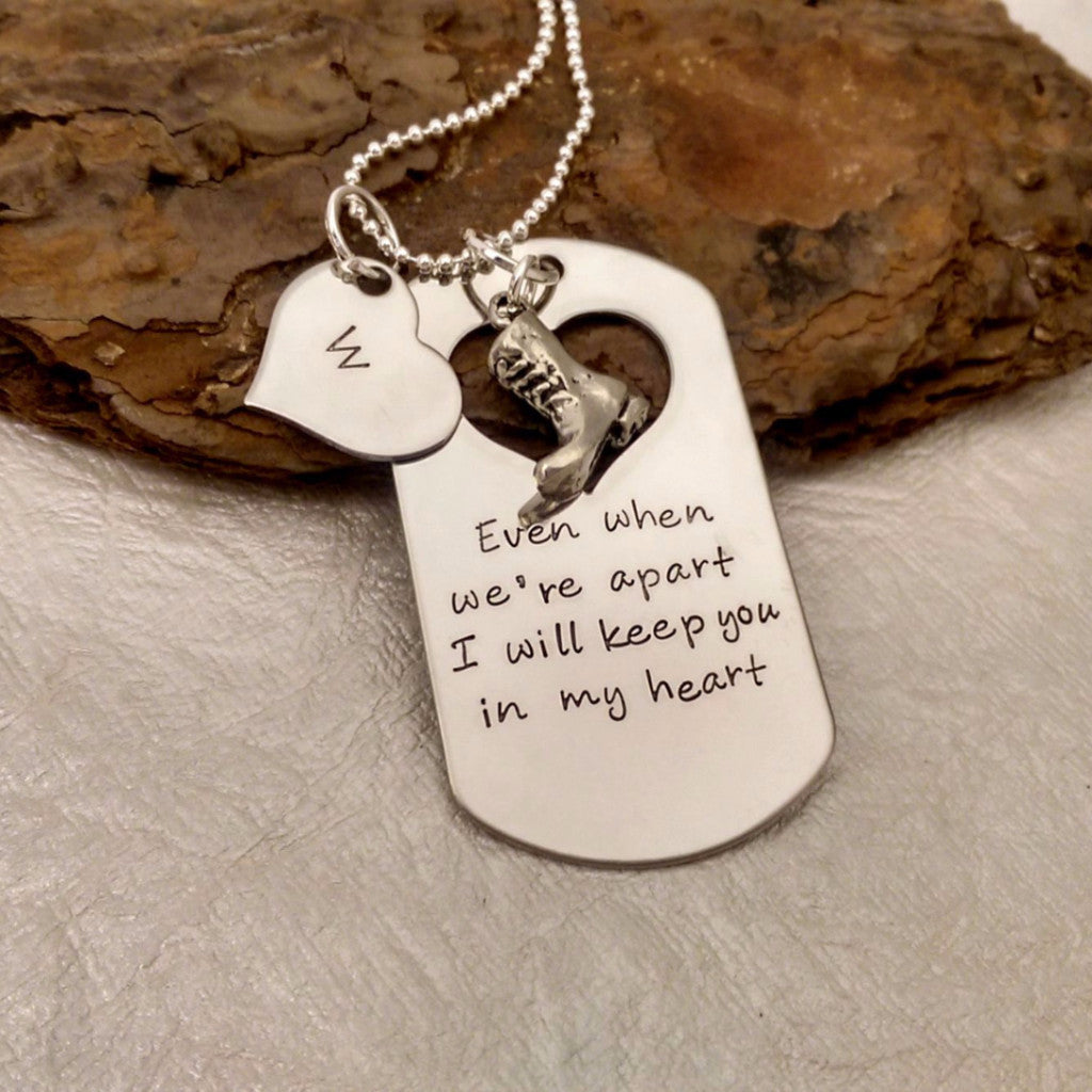 Deployment Necklace