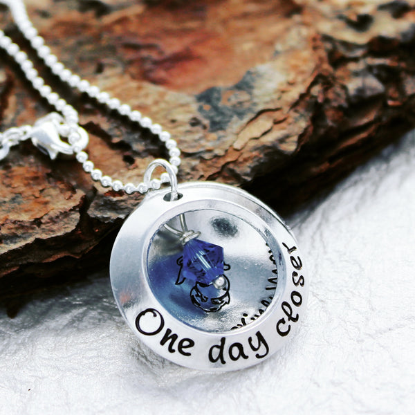 One Day Closer Deployment Necklace