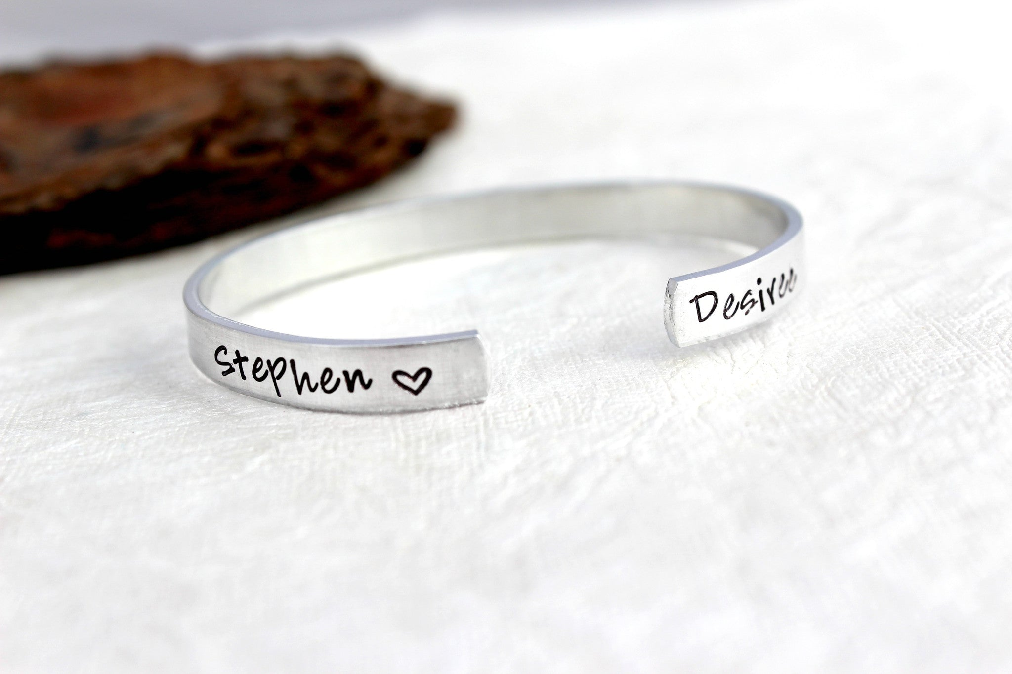 bride do anniversary bracelets pin bangle day expressions i wedding stamped gift hand bracelet jewelry