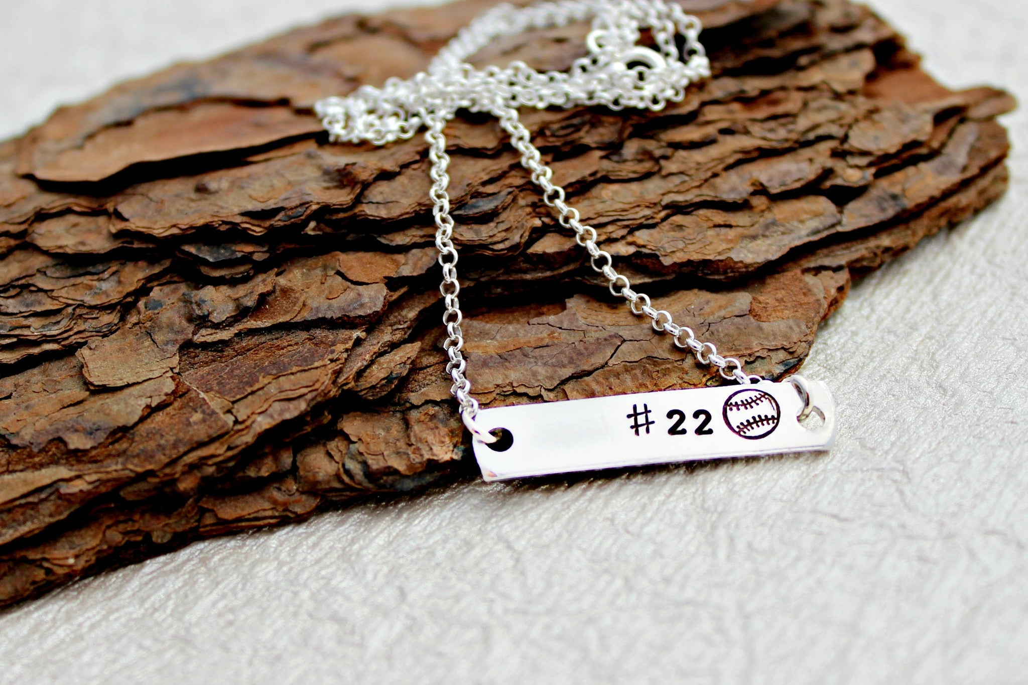 baseball jewelry limoges personalized silver jersey necklace pendant sterling