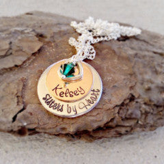 Sisters By Heart Necklaces