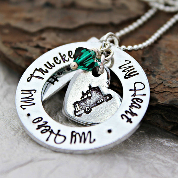 Trucker Wife Necklace