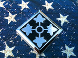 "4th Infantry Division ""Steadfast and Loyal"" Auto Medal - Mountain UP"