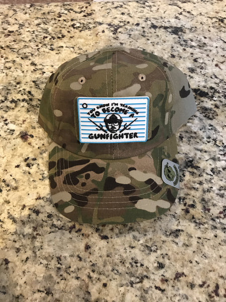 Multicam Tactical Cap (Build-A-Cap)