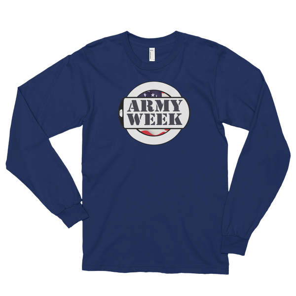 Army Week Long sleeve t-shirt (unisex) - Mountain UP