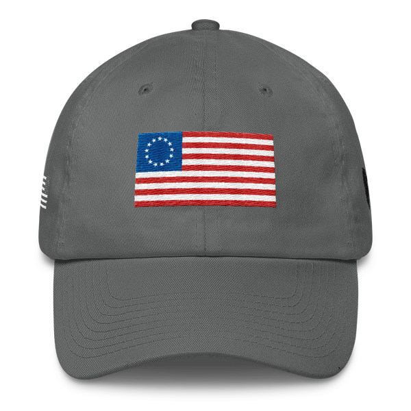 Betsy Ross Cotton Cap by Mountain Up