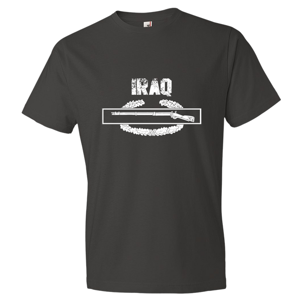 IRAQ CIB T-SHIRT