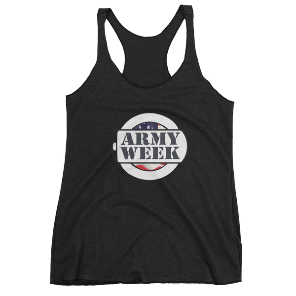 Army Week Women's tank top - Mountain UP