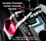 Car Cellphone Caddy ~ Millefiore Red