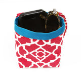 Car Cellphone Caddy ~ Blossom Lattice