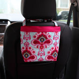 Car Headrest Caddy ~ Duck Egg Blue