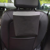 Car Headrest Caddy ~ Black