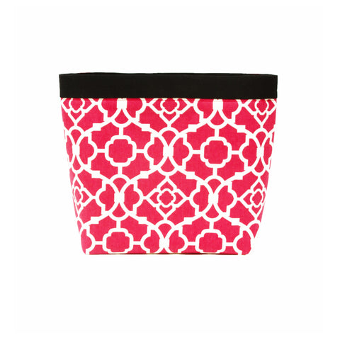 Car Headrest Caddy ~ Blossom Lattice