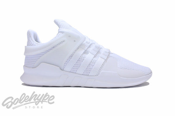 ADIDAS EQT SUPPORT ADV FOOTWEAR TRIPLE WHITE 91-16 EQUIPMENT BA8322