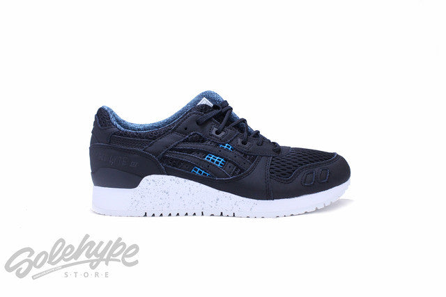 ASICS GEL LYTE III 3 BLACK 30 YEARS OF GEL ANNIVERSARY PACK DN6L0 9090