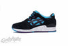 ASICS GEL LYTE III 3 PEACOCK BLUE BLACK H642L 4390