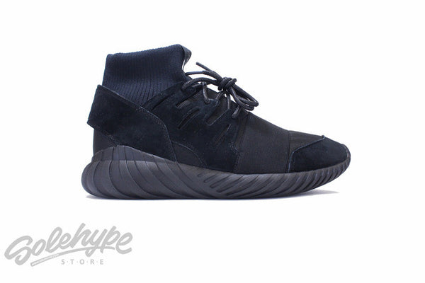ADIDAS ORGINGALS TUBULAR DOOM CORE BLACK S74794