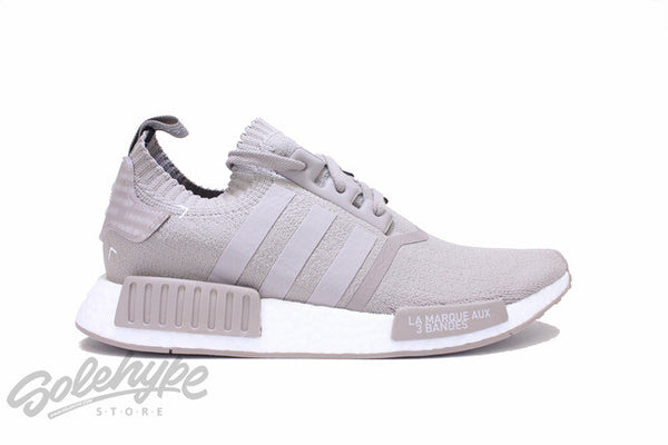 ADIDAS NMD R1 PK VAPOUR GREY FRENCH BEIGE PRIMEKNIT JAPAN BOOST S81848