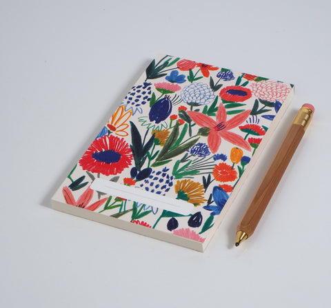 Pocketbook: FLEURS SAUVAGES (WILD FLOWERS)