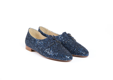Glittered Brogues