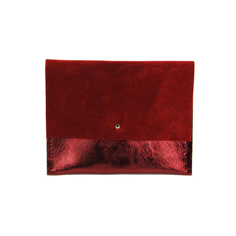 Garance Pochette in Red