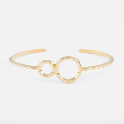 L'aurore (The Dawn) Cuff (Gold)