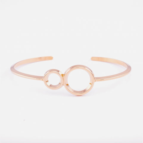 L'aurore (The Dawn) Cuff (Rose Gold)