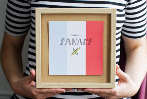 Paris Prints—Paname