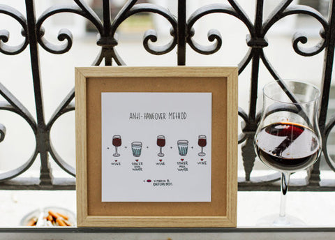 Paris Prints—Paris Wine Rules