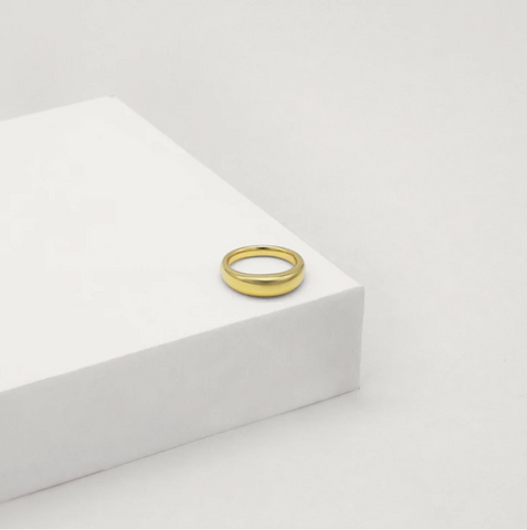 DOME RING (GOLD)