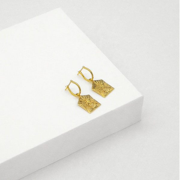 EMPRESS EARRINGS (GOLD)