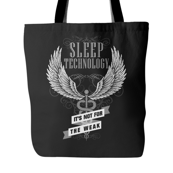 Sleep Tech Tote Bag | Sleep Technology It's Not For The Weak