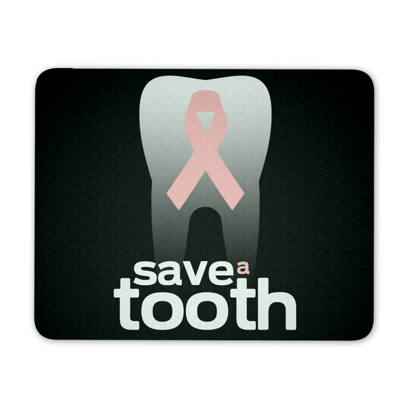 Dentist Mousepad | Save A Tooth