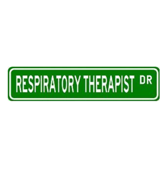 Respiratory Therapist Decal | Respiratory Therapist Dr