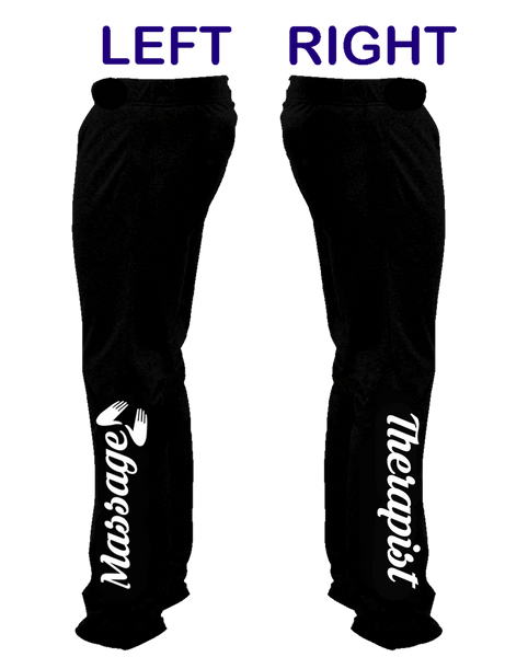 Massage Therapist Sweatpants | For Dedication, Wisdom and Diligence