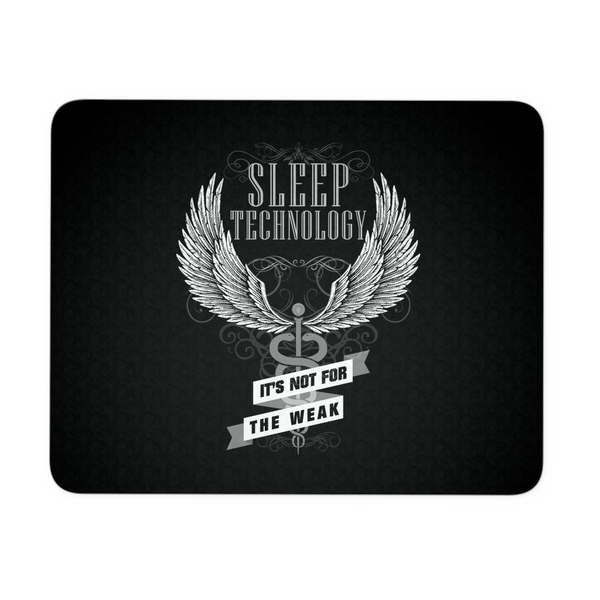 Sleep Tech Mousepad | Sleep Technology It's Not For The Weak
