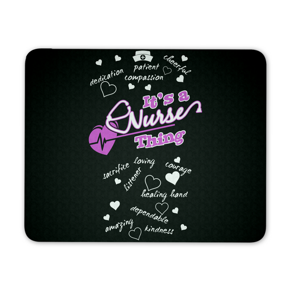 Nurse Mousepad | It's A Nurse Thing